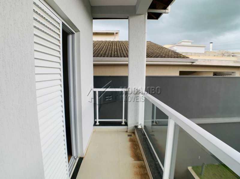 Sacada - Casa em Condomínio 3 quartos à venda Itatiba,SP - R$ 830.000 - FCCN30115 - 16