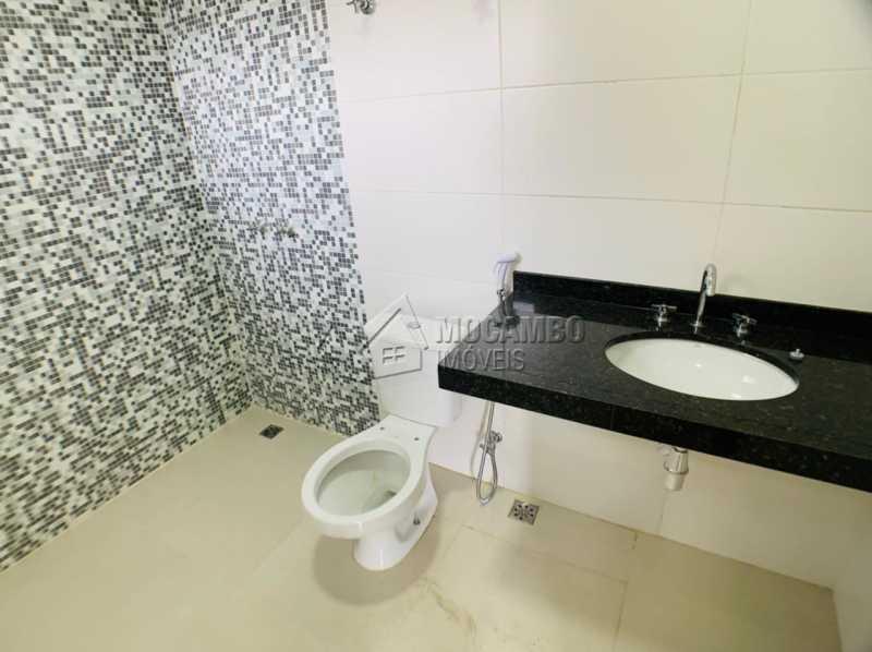 Banheiro suíte - Casa em Condomínio 3 quartos à venda Itatiba,SP - R$ 830.000 - FCCN30115 - 19