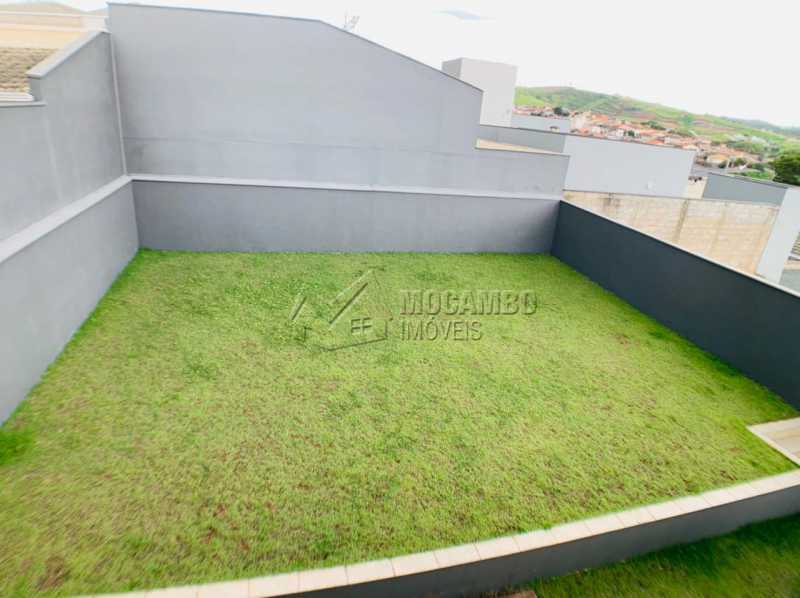 Quintal - Casa em Condomínio 3 quartos à venda Itatiba,SP - R$ 830.000 - FCCN30115 - 24
