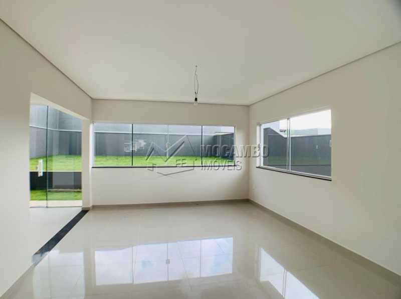 Sala de jantar - Casa em Condomínio 3 quartos à venda Itatiba,SP - R$ 830.000 - FCCN30115 - 8