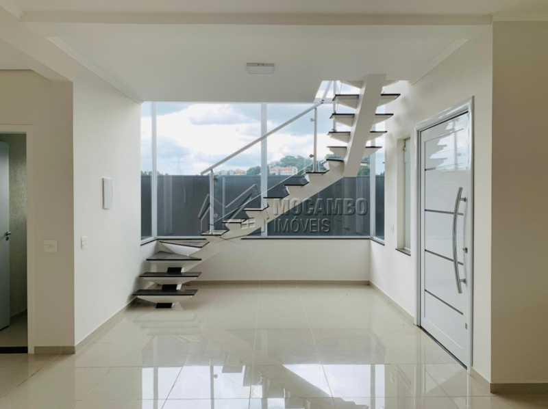 Sala de tv - Casa em Condomínio 3 quartos à venda Itatiba,SP - R$ 830.000 - FCCN30115 - 10