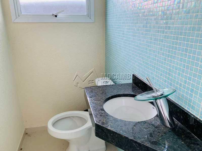 Lavabo - Casa em Condomínio 3 quartos à venda Itatiba,SP - R$ 830.000 - FCCN30115 - 7