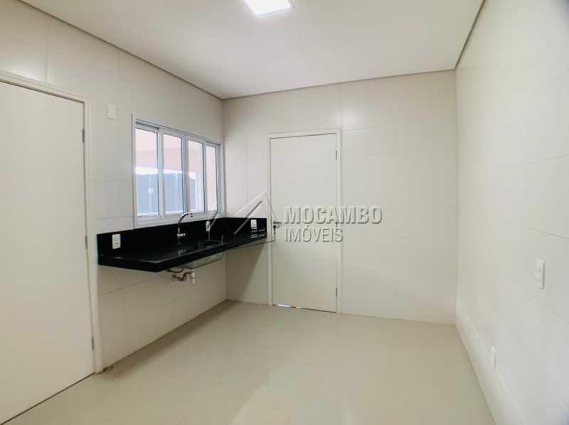 Cozinha - Casa em Condomínio 3 quartos à venda Itatiba,SP - R$ 830.000 - FCCN30115 - 6