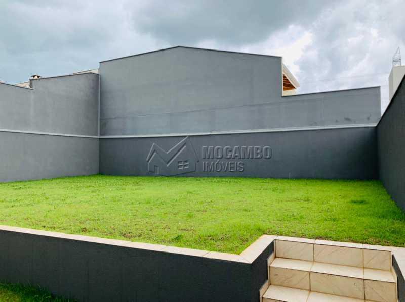 Quintal - Casa em Condomínio 3 quartos à venda Itatiba,SP - R$ 830.000 - FCCN30115 - 25