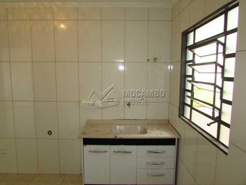 Cozinha  - Apartamento 3 quartos à venda Itatiba,SP - R$ 170.000 - FCAP30043 - 11