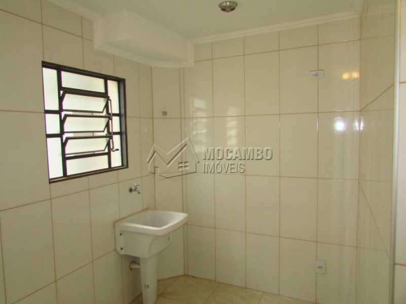 Área de Serviço  - Apartamento 3 quartos à venda Itatiba,SP - R$ 170.000 - FCAP30043 - 14