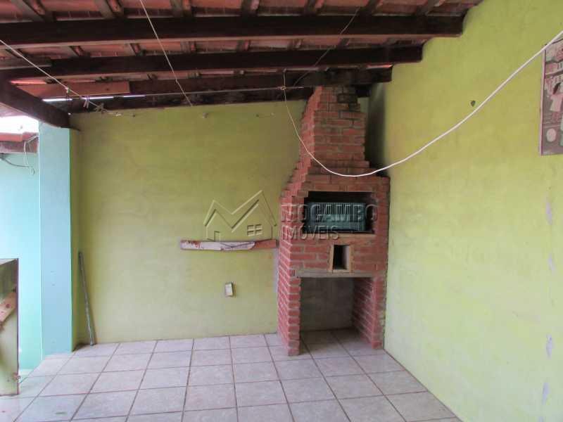 Churrasqueira  - Casa 2 quartos à venda Itatiba,SP - R$ 220.000 - FCCA20108 - 3