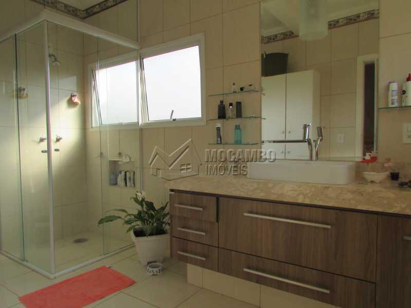 Banheiro Suíte - Casa em Condomínio 7 quartos à venda Itatiba,SP - R$ 1.750.000 - FCCA70002 - 6