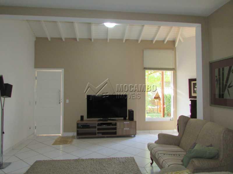 Sala de Tv - Casa em Condomínio 7 quartos à venda Itatiba,SP - R$ 1.750.000 - FCCA70002 - 7