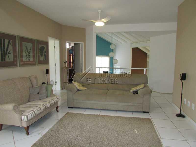 Sala de Tv - Casa em Condomínio 7 quartos à venda Itatiba,SP - R$ 1.750.000 - FCCA70002 - 8