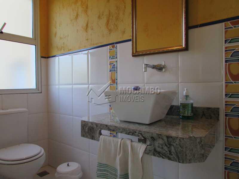 Lavabo - Casa em Condomínio 7 quartos à venda Itatiba,SP - R$ 1.750.000 - FCCA70002 - 14