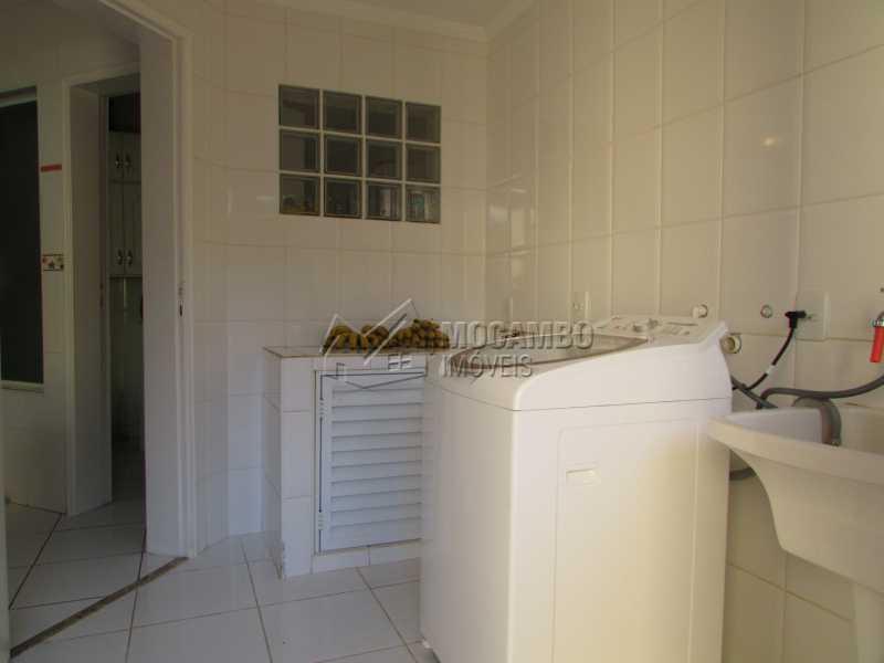 Área de Serviço - Casa em Condomínio 7 quartos à venda Itatiba,SP - R$ 1.750.000 - FCCA70002 - 24