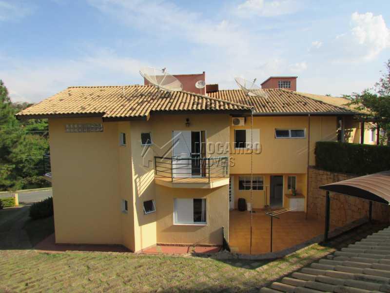 Área Externa - Casa em Condomínio 7 quartos à venda Itatiba,SP - R$ 1.750.000 - FCCA70002 - 29