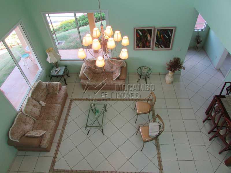 Sala de Estar - Casa em Condomínio 7 quartos à venda Itatiba,SP - R$ 1.750.000 - FCCA70002 - 18