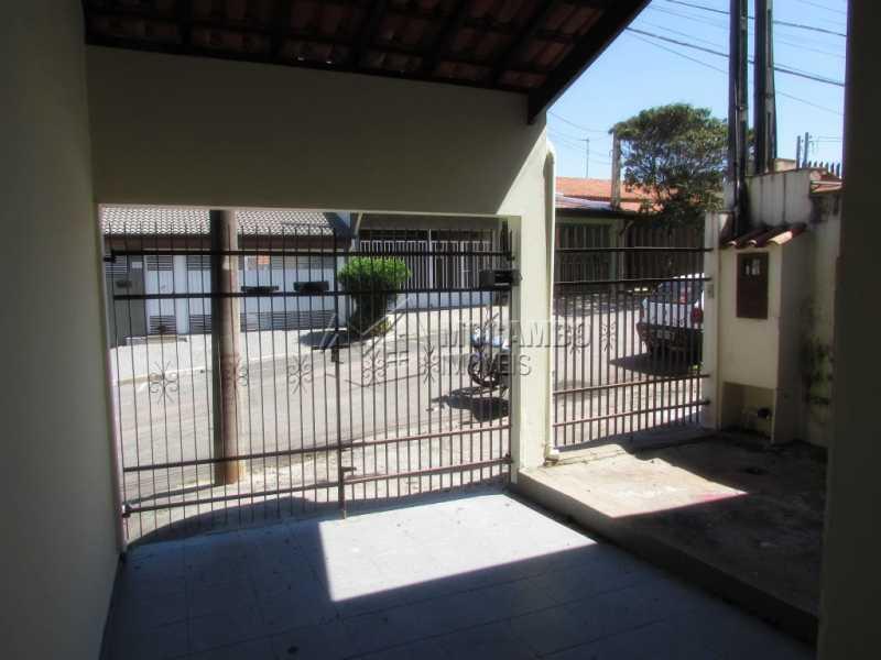 Garagem - Casa 2 quartos para alugar Itatiba,SP - R$ 1.200 - FCCA20143 - 1