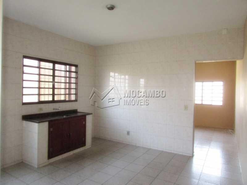 Cozinha - Casa 2 quartos para alugar Itatiba,SP - R$ 1.200 - FCCA20143 - 5