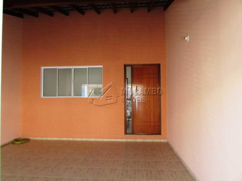 GARAGEM - Casa 3 quartos à venda Itatiba,SP - R$ 350.000 - FCCA30264 - 6