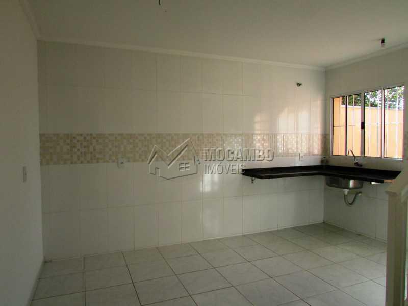 COZINHA - Casa 3 quartos à venda Itatiba,SP - R$ 350.000 - FCCA30264 - 5