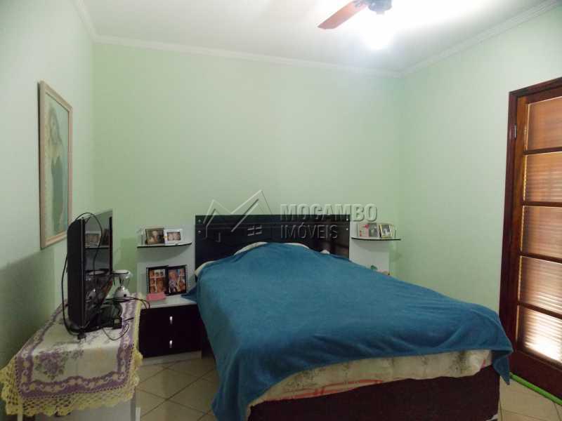 Dormitório com Varanda - Casa 3 quartos à venda Itatiba,SP - R$ 500.000 - FCCA30275 - 6