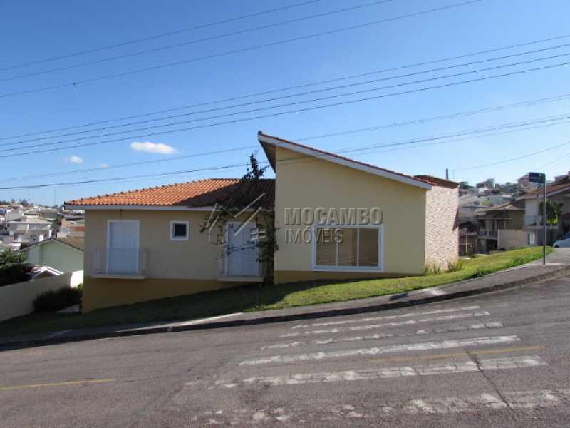 Fachada - Casa em Condominio em condomínio À Venda - Condomínio Itatiba Country Club - Itatiba - SP - Residencial Fazenda Serrinha - FCCN30005 - 4