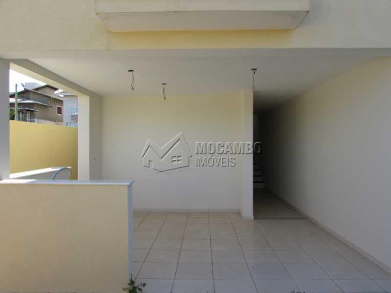 Quintal - Casa À Venda no Condomínio Itatiba Country Club - Residencial Fazenda Serrinha - Itatiba - SP - FCCN30005 - 11