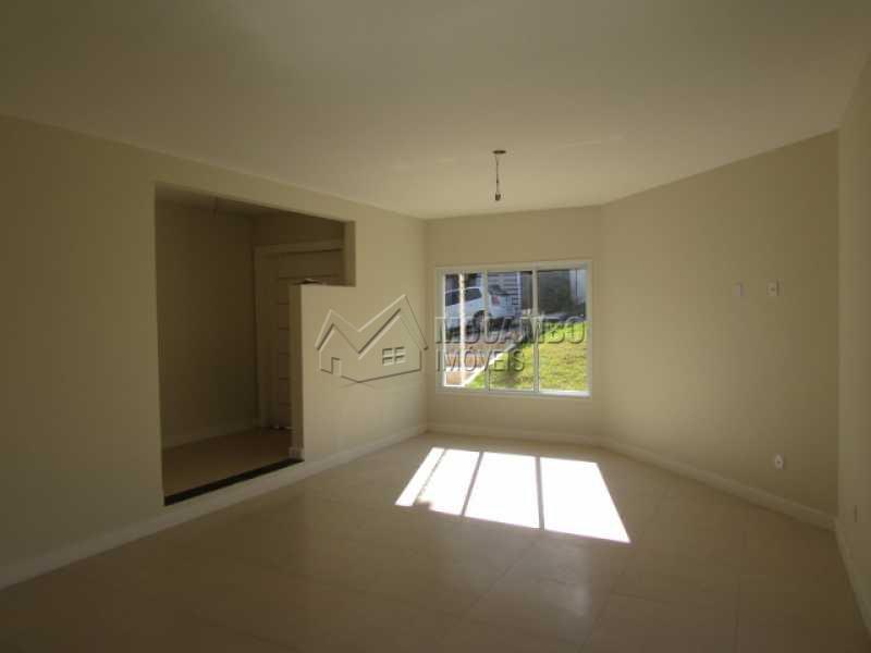 Sala - Casa em Condominio em condomínio À Venda - Condomínio Itatiba Country Club - Itatiba - SP - Residencial Fazenda Serrinha - FCCN30005 - 14