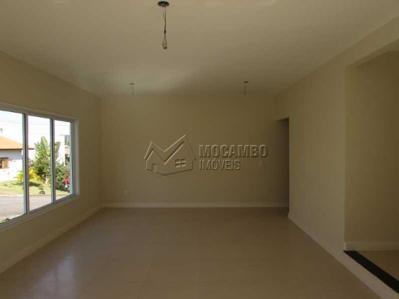 Sala - Casa em Condominio em condomínio À Venda - Condomínio Itatiba Country Club - Itatiba - SP - Residencial Fazenda Serrinha - FCCN30005 - 15