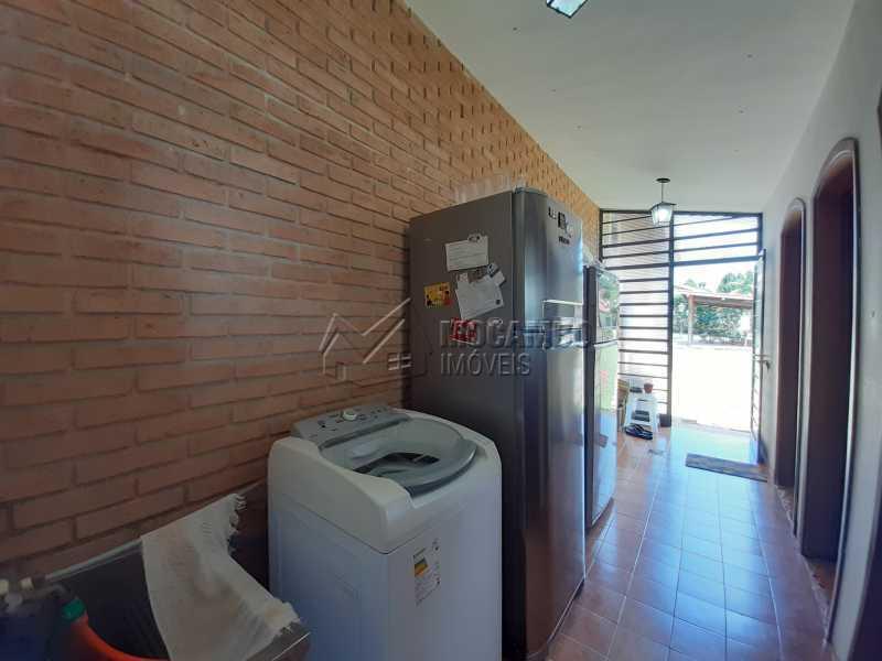 Lavanderia1 - Casa em Condomínio 4 quartos à venda Itatiba,SP - R$ 780.000 - FCCN40005 - 28