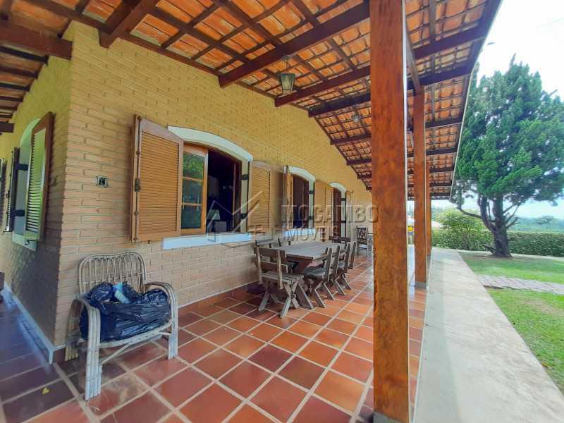 Varanda - Casa em Condomínio 4 quartos à venda Itatiba,SP - R$ 780.000 - FCCN40005 - 13