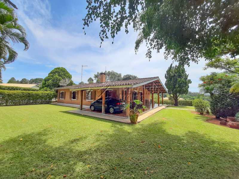 Lateral - Casa em Condomínio 4 quartos à venda Itatiba,SP - R$ 780.000 - FCCN40005 - 5