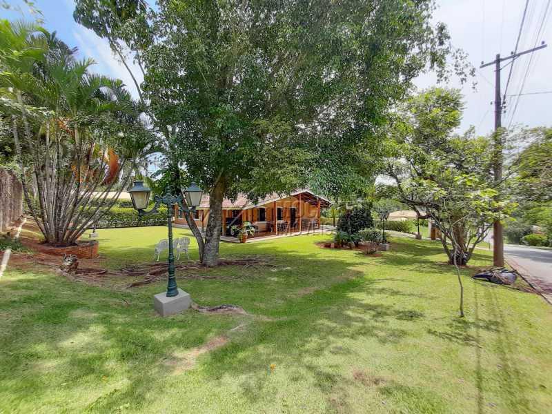 Fachada - Casa em Condomínio 4 quartos à venda Itatiba,SP - R$ 780.000 - FCCN40005 - 4