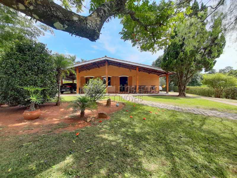 Fachada - Casa em Condomínio 4 quartos à venda Itatiba,SP - R$ 780.000 - FCCN40005 - 1