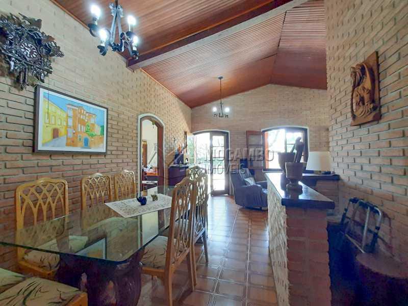 Copa - Casa em Condomínio 4 quartos à venda Itatiba,SP - R$ 780.000 - FCCN40005 - 17