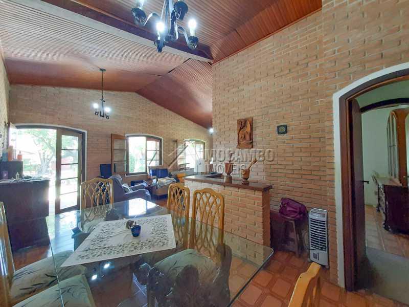 Copa - Casa em Condomínio 4 quartos à venda Itatiba,SP - R$ 780.000 - FCCN40005 - 18
