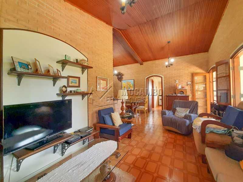 Sala - Casa em Condomínio 4 quartos à venda Itatiba,SP - R$ 780.000 - FCCN40005 - 16