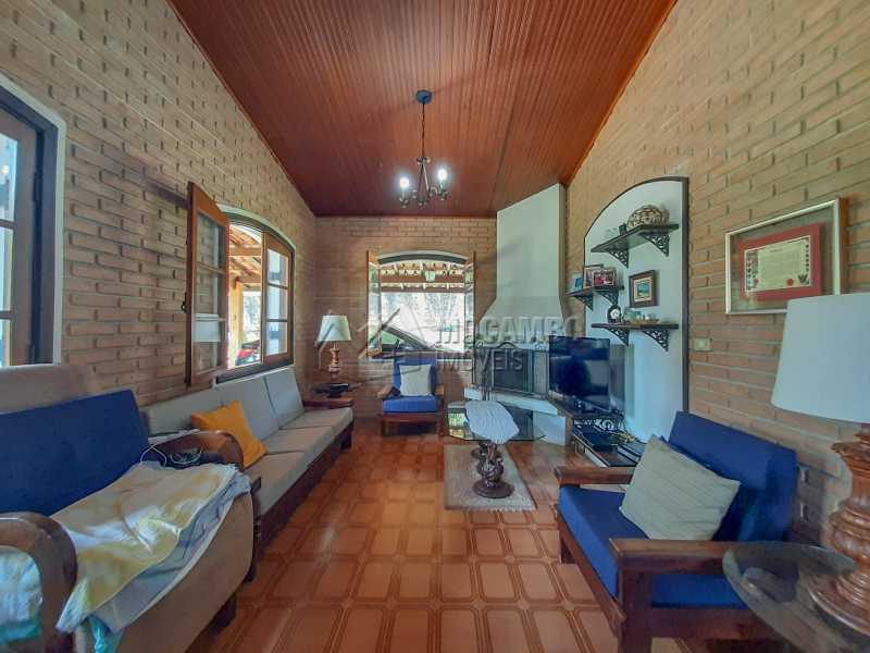 Sala - Casa em Condomínio 4 quartos à venda Itatiba,SP - R$ 780.000 - FCCN40005 - 15