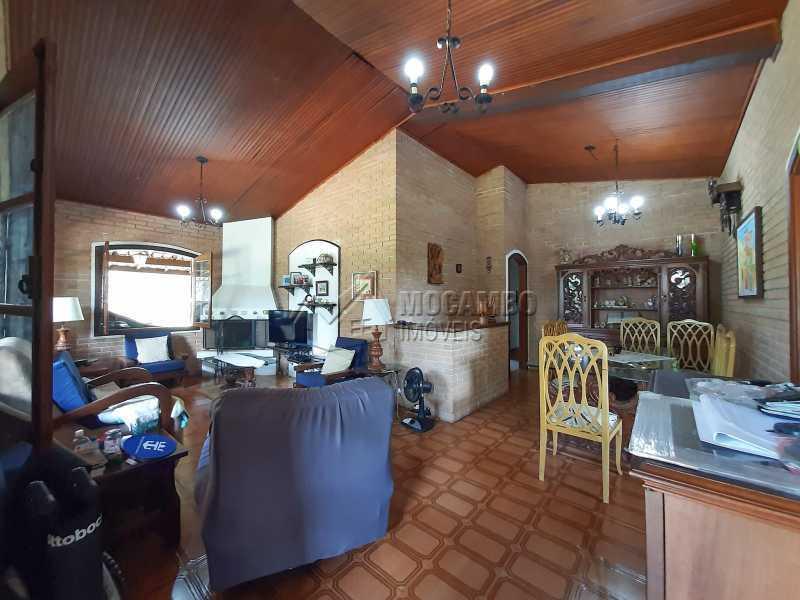 Sala - Casa em Condomínio 4 quartos à venda Itatiba,SP - R$ 780.000 - FCCN40005 - 14