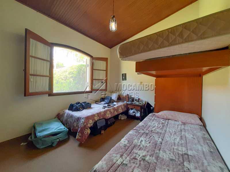 Dormitório - Casa em Condomínio 4 quartos à venda Itatiba,SP - R$ 780.000 - FCCN40005 - 23