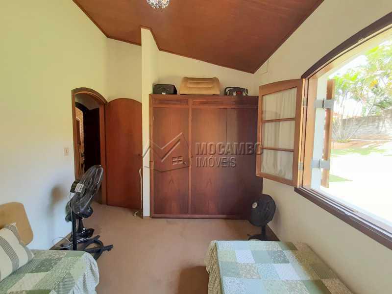 Dormitório - Casa em Condomínio 4 quartos à venda Itatiba,SP - R$ 780.000 - FCCN40005 - 24