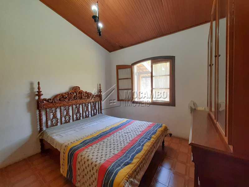 Dormitório - Casa em Condomínio 4 quartos à venda Itatiba,SP - R$ 780.000 - FCCN40005 - 26