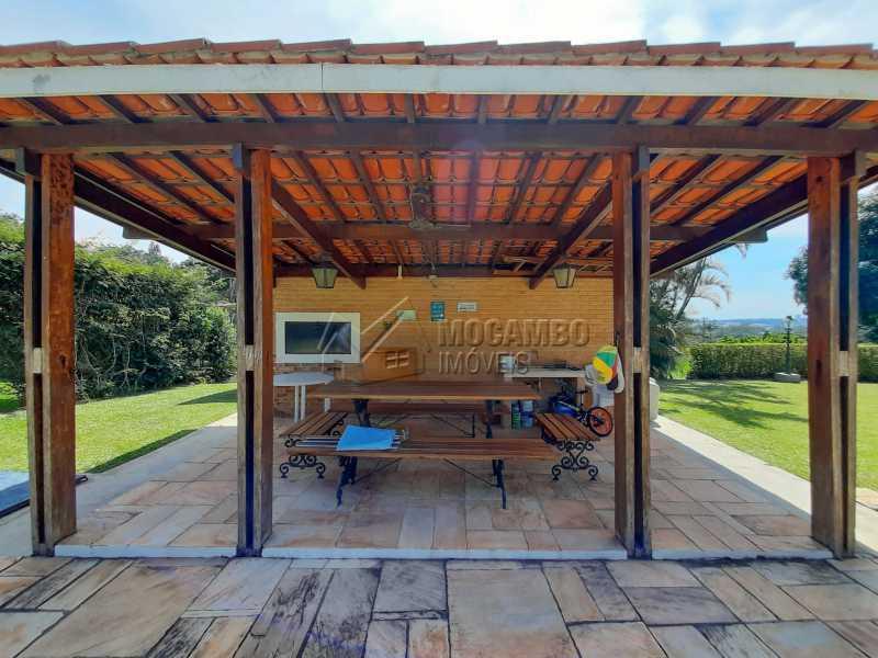 Área Gourmet 1 - Casa em Condomínio 4 quartos à venda Itatiba,SP - R$ 780.000 - FCCN40005 - 11