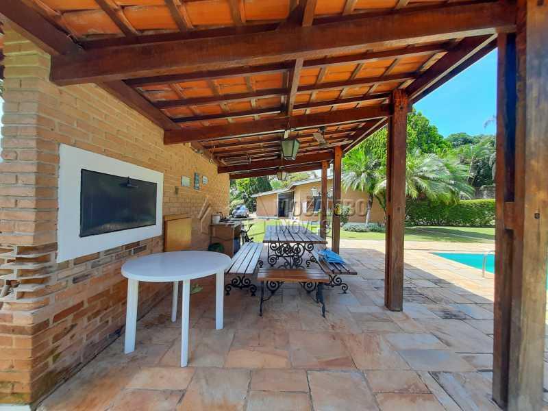 Área Gourmet  - Casa em Condomínio 4 quartos à venda Itatiba,SP - R$ 780.000 - FCCN40005 - 10