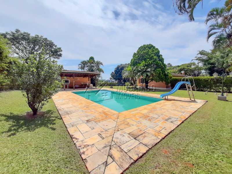 Piscina - Casa em Condomínio 4 quartos à venda Itatiba,SP - R$ 780.000 - FCCN40005 - 9