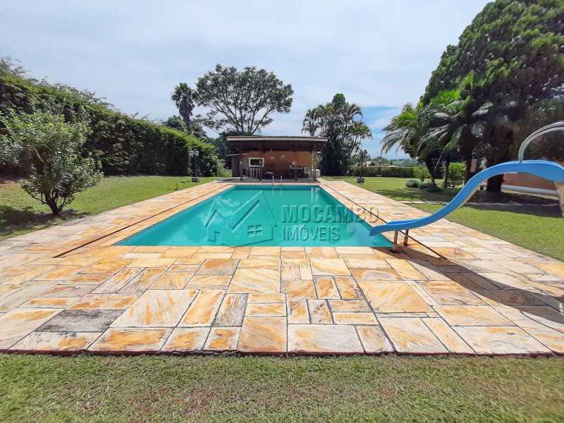 Piscina - Casa em Condomínio 4 quartos à venda Itatiba,SP - R$ 780.000 - FCCN40005 - 8