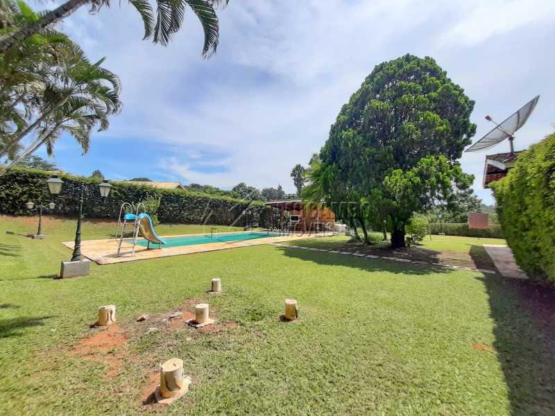 Fundos do terreno - Casa em Condomínio 4 quartos à venda Itatiba,SP - R$ 780.000 - FCCN40005 - 7