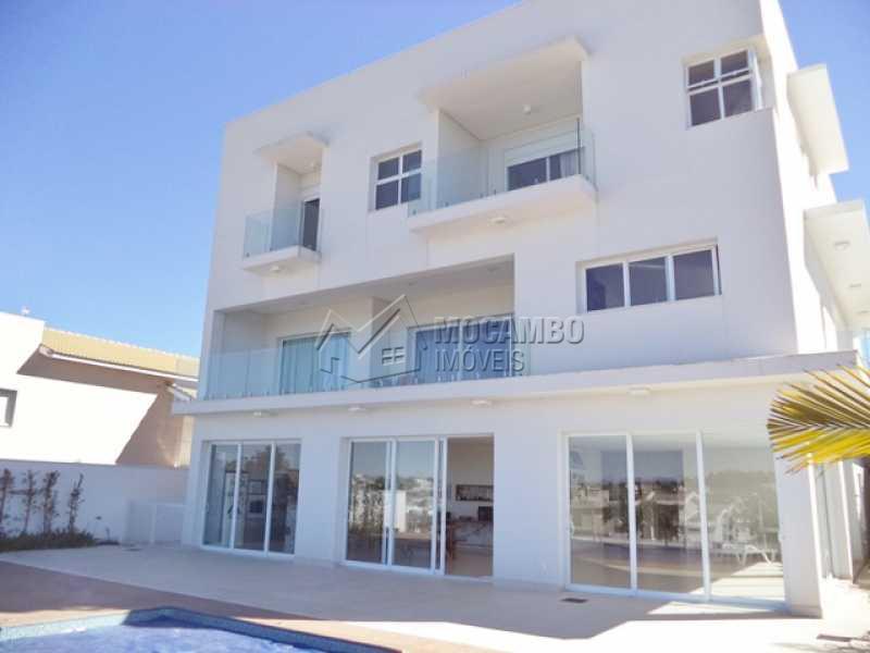 Fachada - Casa em Condomínio 4 quartos à venda Itatiba,SP - R$ 2.450.000 - FCCN40006 - 1