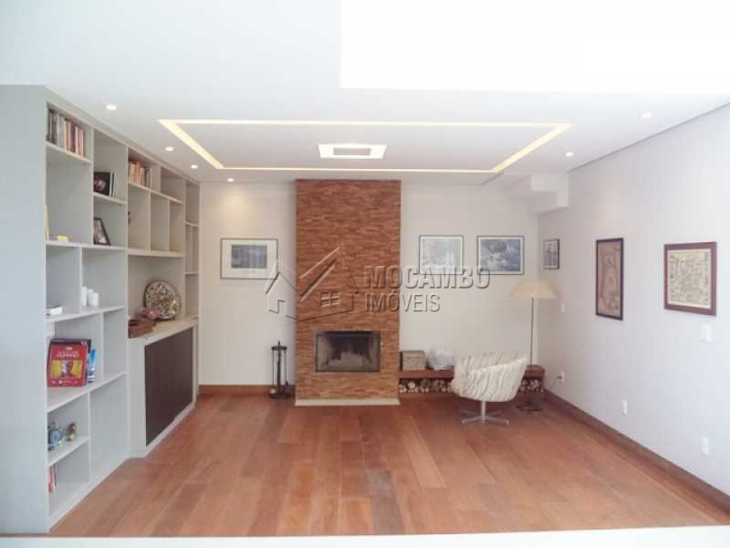 Lareira - Casa em Condomínio 4 quartos à venda Itatiba,SP - R$ 2.450.000 - FCCN40006 - 4