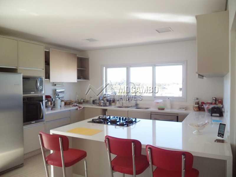 Cozinha planejada - Casa em Condomínio 4 quartos à venda Itatiba,SP - R$ 2.450.000 - FCCN40006 - 10