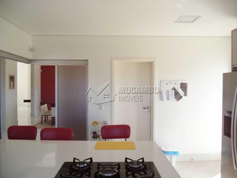 Cozinha Planejada - Casa em Condomínio 4 quartos à venda Itatiba,SP - R$ 2.450.000 - FCCN40006 - 11