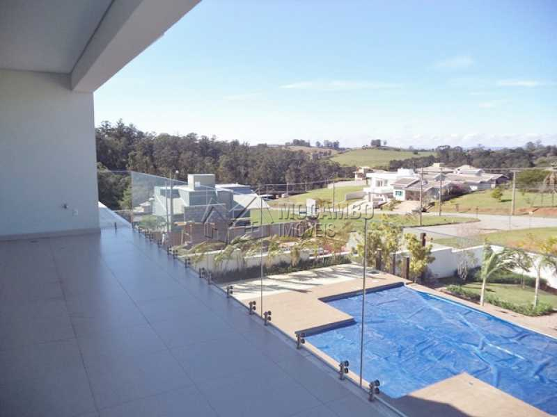 Sacada com Vista - Casa em Condomínio 4 quartos à venda Itatiba,SP - R$ 2.450.000 - FCCN40006 - 12